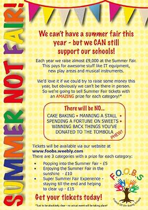 FOOBS Summer NOT Fair